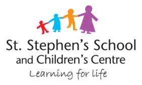 St Stephen's Nursery & Children's Centre